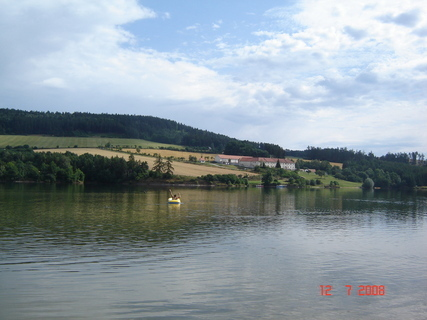 FOTKA - Křetínská přehrada4