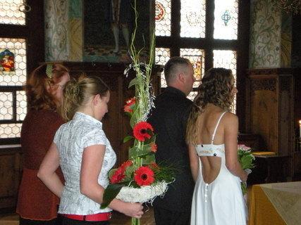 FOTKA - Sestřina svatba na Bouzově..