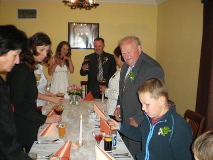 FOTKA - Sestřina svatba na Bouzově........