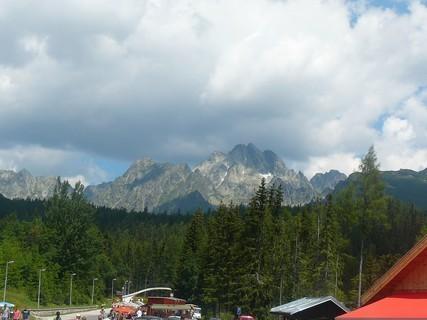 FOTKA - na horách.