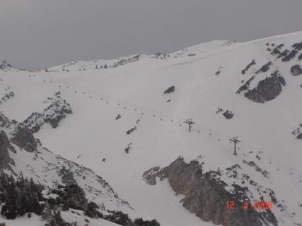 FOTKA - hory v zimě