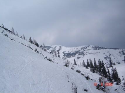 FOTKA - sníh dovča