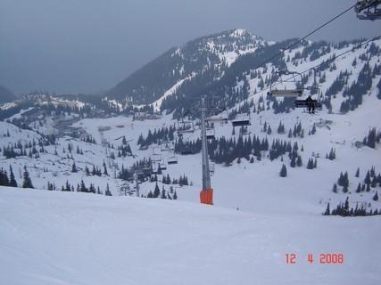 FOTKA - zima sníh