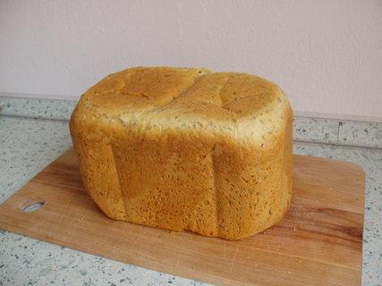 FOTKA - Provensálský chléb z domácí pekárny