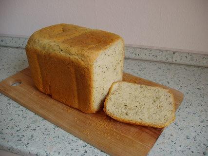 FOTKA - Provensálský chléb - z domácí pekárny