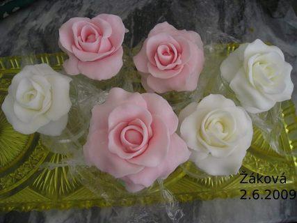 FOTKA - růže na 1.svatební
