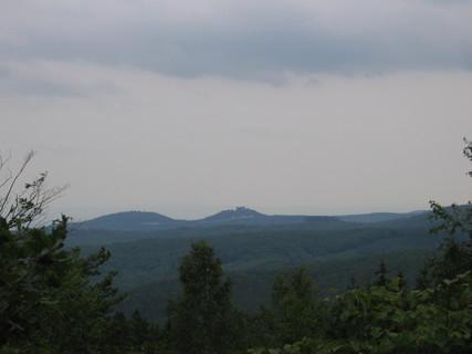 FOTKA - podle z Bunče na vzdálený hrad