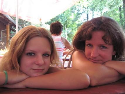 FOTKA - matka a dcera