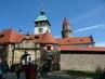 hrad Bouzov.