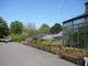botanicka zahrada v Glasgow zvenku