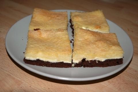 FOTKA - Tříbarevný koláč