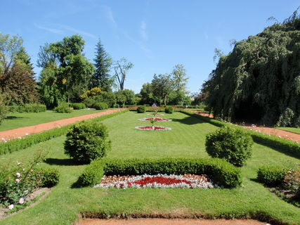 FOTKA - Zámecká zahrada.