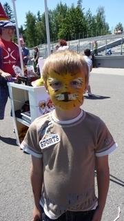 FOTKA - a už jsem tygřík