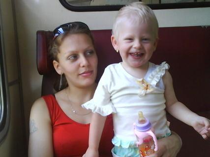 FOTKA - Já a dcerka
