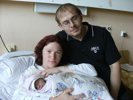 FOTKA - Šťastná rodinka