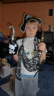 FOTKA - Adam pirát 2
