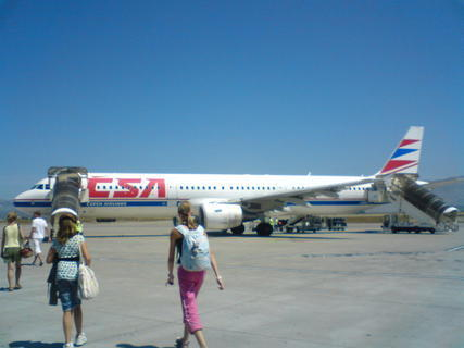 FOTKA - Letadlo po druhé