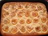 meruňkový koláč upečený