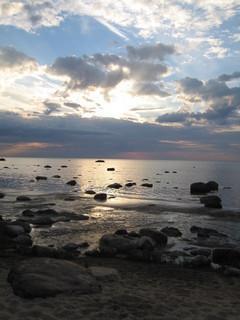 FOTKA - Na pobřeží