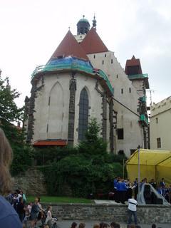 FOTKA - Prachatice - kostel