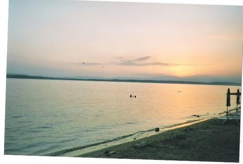FOTKA - moře večer