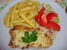 Černohorský řízek se sýrem