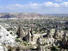 Krajina Kapadocie- Turecko