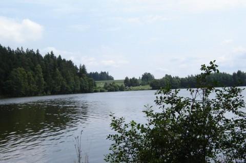 FOTKA - rybník,