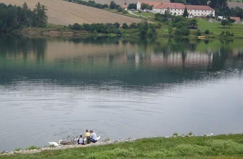 FOTKA - Křetínská přehrada....