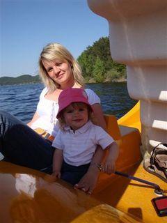 FOTKA - Terezka s maminkou