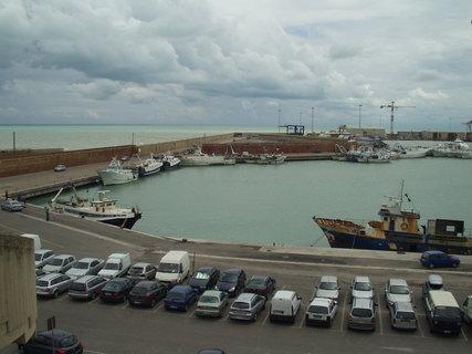 FOTKA - Térmoli přístav v Itálii