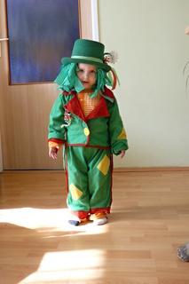 FOTKA - zkouška kostýmu
