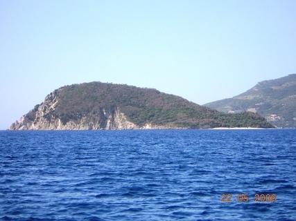 FOTKA - Želví ostrov - Zakynthos