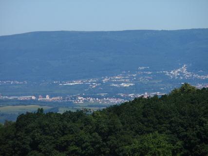 FOTKA - výhled z Milešovky