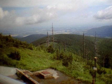 FOTKA - výhled z Lysé..