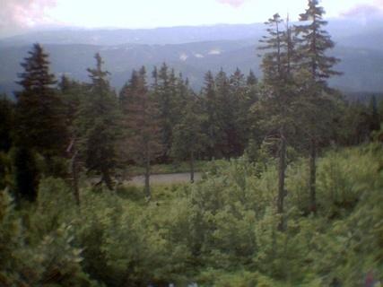 FOTKA - výhled z Lysé hory