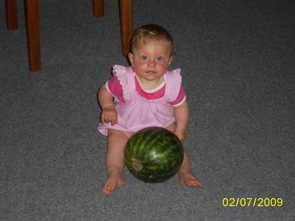 FOTKA - Pochutnam si na melounu
