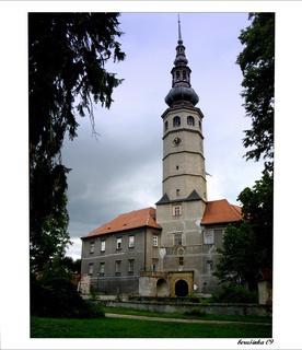 FOTKA - zámek Tovačov