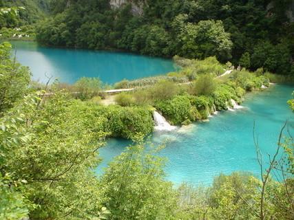 FOTKA - Plitvická jezera
