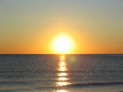 FOTKA - Východ sluníčka