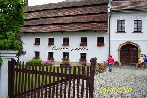 FOTKA - Muzeum papíru