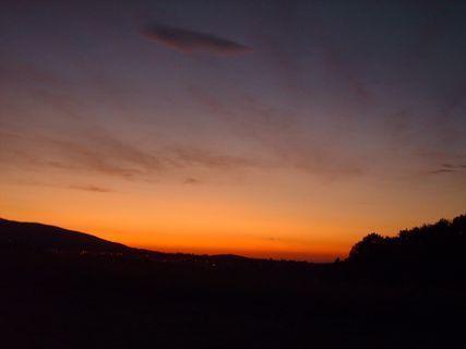 FOTKA - Západ slunce , 15.7.2009.