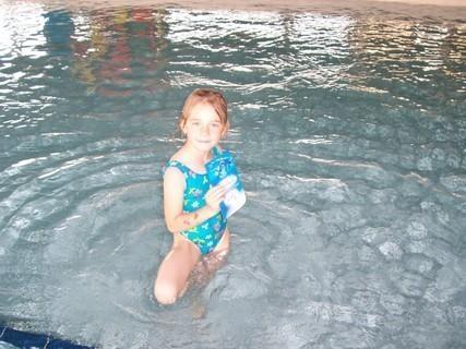 FOTKA - Vysvědčení v plavecké škole 2