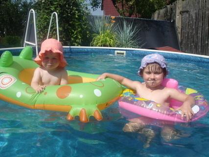 FOTKA - Plaváčci
