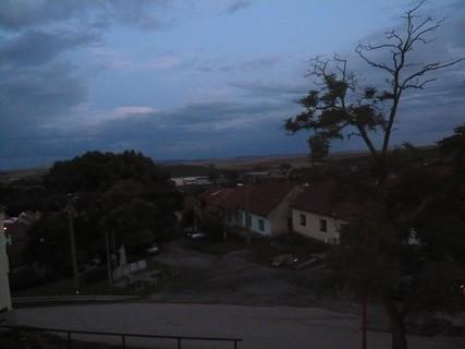FOTKA - noční vesnice