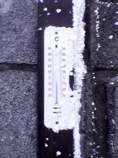 FOTKA - mrzne až praští