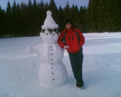 FOTKA - sněhuljačik