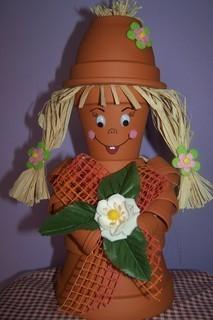 FOTKA - Květináčová panenka