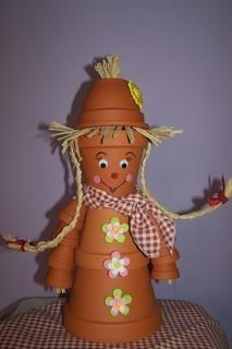 FOTKA - Květináčová panenka 2