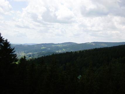 FOTKA - výhled na Krkonoše